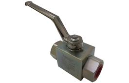Двухходовой шаровый кран (шаровый клапан) GE2