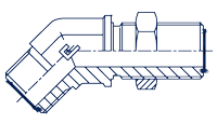 Соединения переборочные BSP